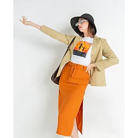 J-P Fashion - Váy midi 17004237