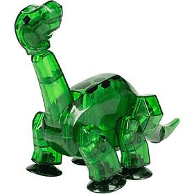 Stikbot khủng long-thằn lằn sấm Brontosaurus-xanh lá cây B/TST624/GRE