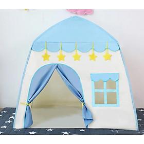 Lều hoàng tử- công chúa S2 mẫu mới + Tặng kèm 100 ngôi sao dạ quang