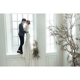 Chụp ảnh cưới tại Hồng Linh Studio-Voucher gói chụp ảnh cưới tại Hà Nội (BLACK RUBY)