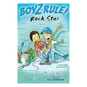 Boyz Rule: Rock Star