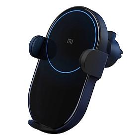 Kẹp điện thoại kiêm sạc không dây ô tô xiaomi 20W --Hàng Nhập Khẩu