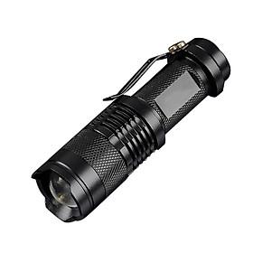 Đèn Pin Mini Chiếu Sáng Tia Cực Tím Ultraviolet