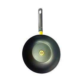 Chảo không dính sâu đáy Lock&Lock Gold Master 26cm, 28cm - Hàng chính hãng