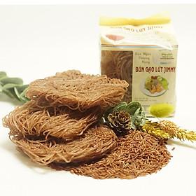 Bún gạo lứt Jimmy (250g) - Phù hợp ăn kiêng và tốt cho người tiểu đường