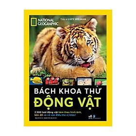 Sách - Bách khoa thư động vật (tặng kèm bookmark thiết kế)