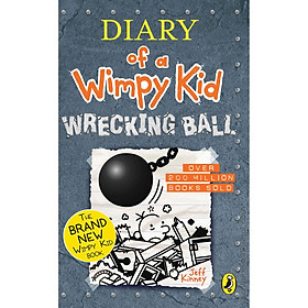 Diary of a Wimpy Kid 14: Wrecking Ball (Hardback)