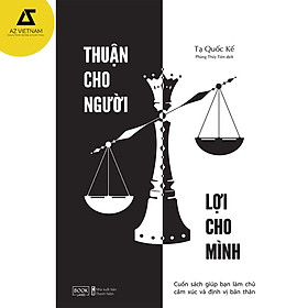 Sách - Thuận Cho Người Lợi Cho Mình