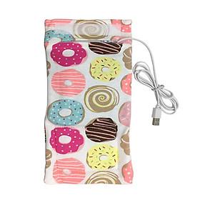 Túi Hâm Nóng Giữ Nhiệt Bình Sữa Cho Bé Qua Cổng USB