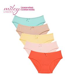 Combo 10 Quần Lót Nữ Modal Miley Lingerie New Color - Giao Màu Ngẫu Nhiên