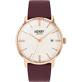 Đồng hồ nam Henry London HL40-S-0396 REGENCY