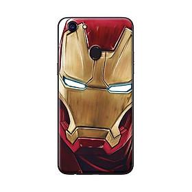 Ốp Lưng Dành Cho Oppo F5 - Iron Man