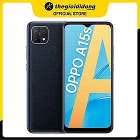 Điện Thoại Oppo A15s (4GB/64G) - Hàng Chính Hãng