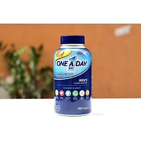 Thực phẩm chức năng Viên Uống One A Day Men Health Formula 300 Viên