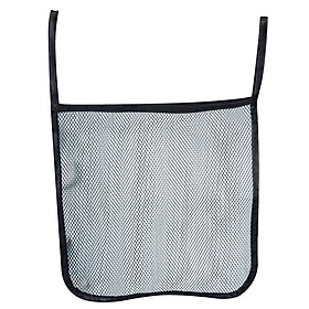 Portable Travel Pouch Storage Organizer Shopping Bag For Baby Carriage Mesh Bag