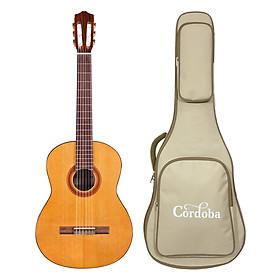 Đàn Guitar Classic Cordoba C5 - Thương hiệu Tây Ban Nha, phân phối Chính Hãng - Kèm Bao Cứng Cordoba Dày 5 Lớp