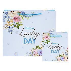 Combo 2 Túi Giấy Phước Thịnh Lucky Day