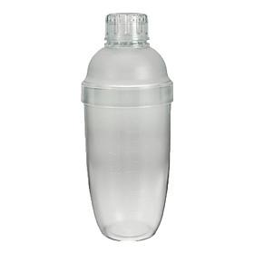 Bình Lắc Pha Chế Nhựa Cocktall Shaker 700ML