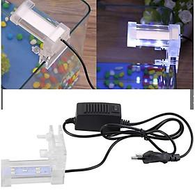Đèn LED dạng kẹp 5W chống nước tiện lợi cho trồng cây/bể cá