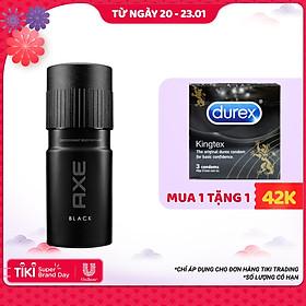 Xịt Ngăn Mùi Toàn Thân Axe Black 67180020 (150ml)