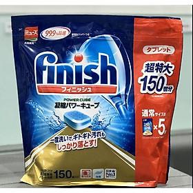 Viên rửa bát Finish Nhật 150 viên