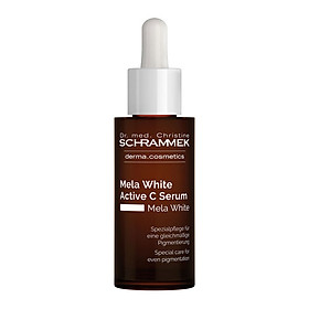 Serum dưỡng trắng da vitamin C làm mờ sắc tố - Mela White Active C Serum 30ml
