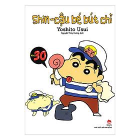 Shin - Cậu Bé Bút Chì Tập 30 (Tái Bản 2019)