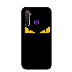 Ốp lưng cứng cho điện thoại Realme 5 Pro - 0160 MONSTER02 - Hàng Chính Hãng