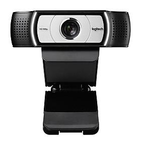 Webcam Máy Tính, Góc siêu rộng, Zoom 4x, Phân giải 1080P, Ông kinh ZEISS Logitech C930C - Hàng Chính Hãng [Bản mới 2019]