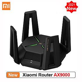 Bộ định tuyến Xiaomi 9000 Wifi, tốc độ internet không trễ, phạm vi mạng cực rộng, ánh sáng tùy chỉnh