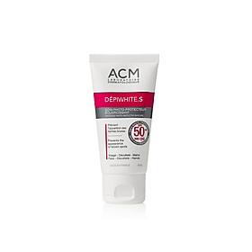 Kem chống nắng ngăn ngừa sạm da Depiwhite S Photo - Protector Skincare SPF 50+ 50ml