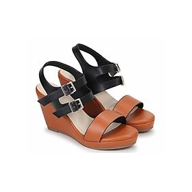 Giày Sandal Nữ Xuồng Quai Ngang Nados S07005