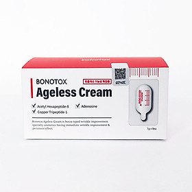 Bonotox Ageless Cream - Kem Bọng Mắt và Nếp Nhăn