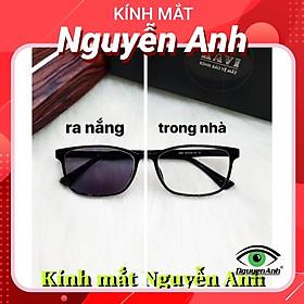6- mắt kính đổi màu thông minh, trắng khi trong nhà, râm khi ra nắng cận, viễn, loạn, không độ chống chói, lóa 1.56