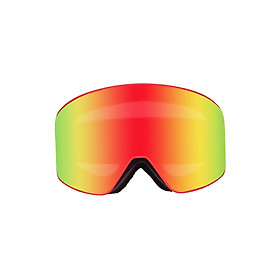 Adults Ski Snowboard Goggles Women Men Skiing Eyewear Mask Snow Protection Over Glasses Double Anti-Fog Cylindrical Glasses