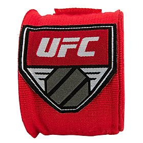 Băng quấn - Màu đỏ - Contender Hand Wraps - Mã 944001-UFC, Hiệu UFC-0