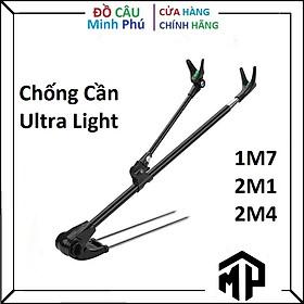 Chống cần Câu Đài Ultra Light , Chống Cần Câu Tay  Cacbon Cao Cấp - Minh Phú