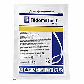Phòng bệnh cây trồng Ridomil Gold  68WG