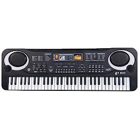 Đàn piano điện 61 phím kèm micro ,