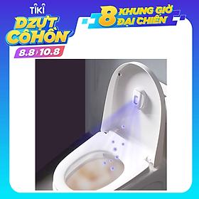 Máy Khử Trùng Toilet Sạc Usb Thông Minh Xiaomi Youpin Đèn Báo Uv Khử Trùng Ánh Sáng Ipx4 (China Version)