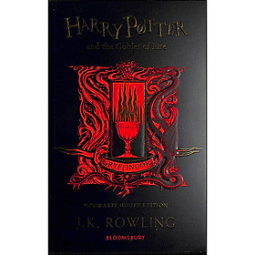 Harry Potter and the Goblet of Fire - Gryffindor Edition (Book 4 of 7: Harry Potter Series) (Paperback)