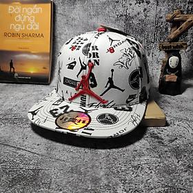 Mũ nón snapback phụ kiện thời trang jordan