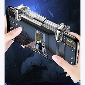 Nút Bấm Chơi Game Điện Thoại H3A Chuyên Dụng Để Chơi PUBG , ROS, LQMB
