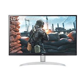 Màn hình máy tính LG UHD 4K 27'' IPS VESA DisplayHDR 400 27UP600-W - Hàng chính hãng