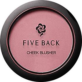 Phấn Má Hồng Five Back Cheek Blusher (5g)