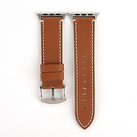 Dây đeo cho Apple Watch Size 38.40mm Chất liệu da