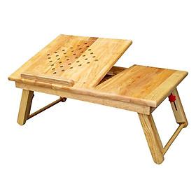 Bàn gỗ Laptop ngồi bệt - Gấp gọn