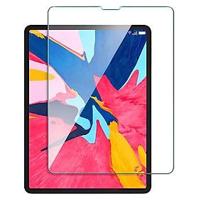 Miếng dán cường lực màn hình cho iPad Pro 12.9 inch New 2018 chuẩn 9H (1 hộp có 2 miếng dán) 2 trong 1 - hàng nhập khẩu