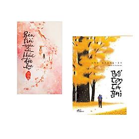 Combo 2 cuốn sách: Bên trời ngân mãi khúc đào hoa + Bố con cá gai