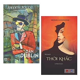 Combo Tiểu Thuyết Lãng Mạn Đặc Sắc: Dân Dublin + Thời Khắc (Bộ 2 Cuốn Tiểu Thuyết Được Độc Gỉa Yêu Thích Nhất / Tặng Kèm Bookmark Green Life)